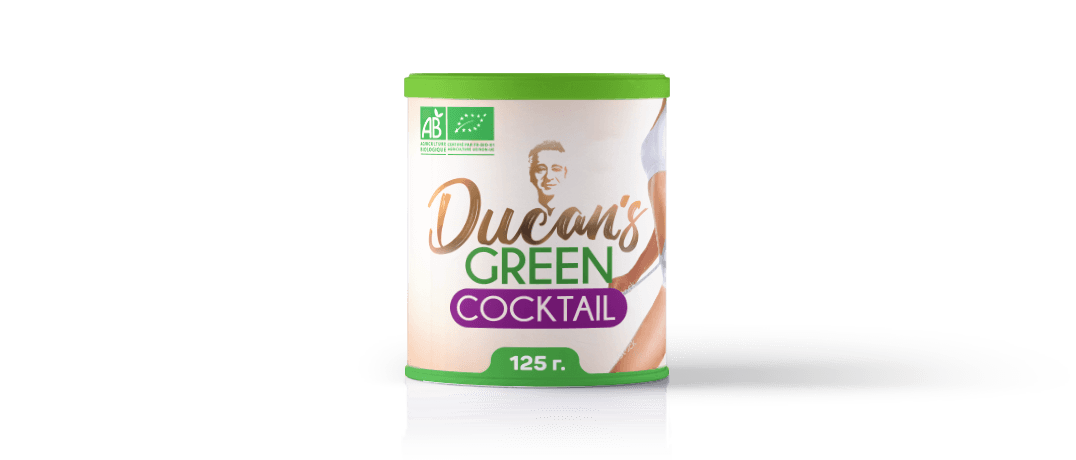 Ducan's Green Coctail