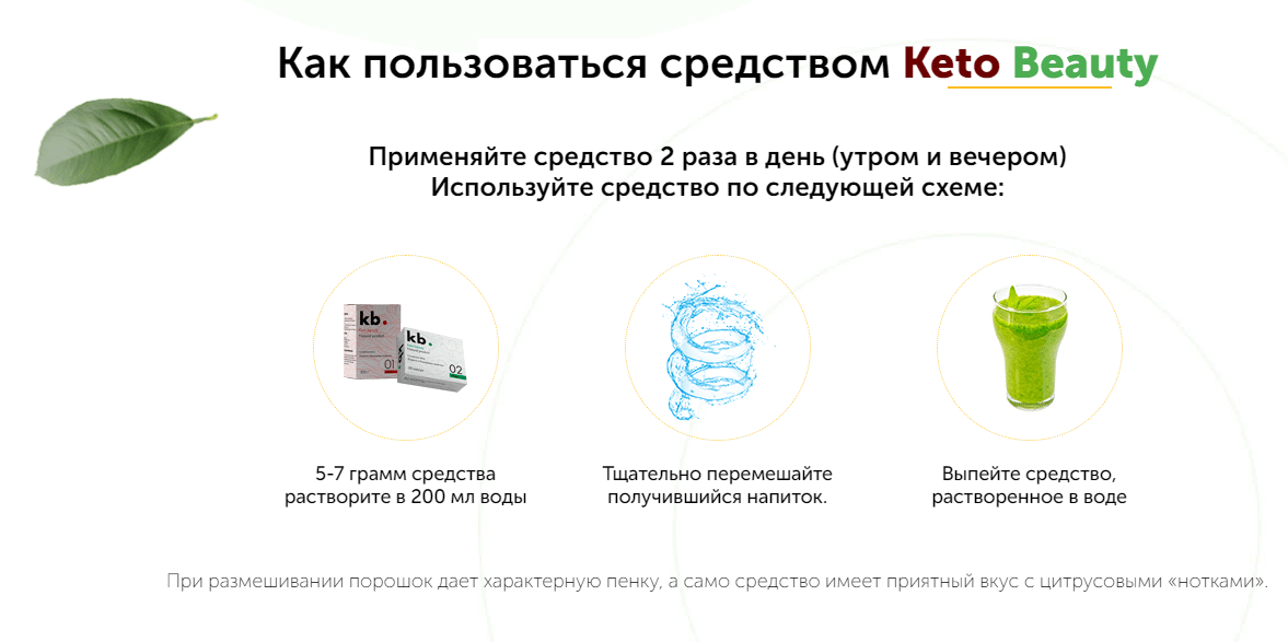 Комплекс Keto Beauty
